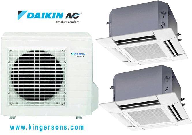 daikin cassette air conditioner manual